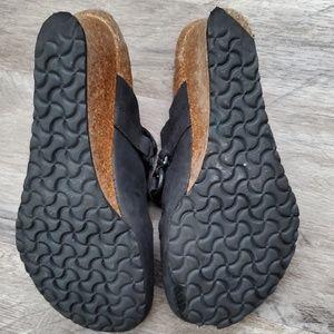 Birkenstock Shoes - Papillio Birkenstock Dana Wedge Clog Sandals